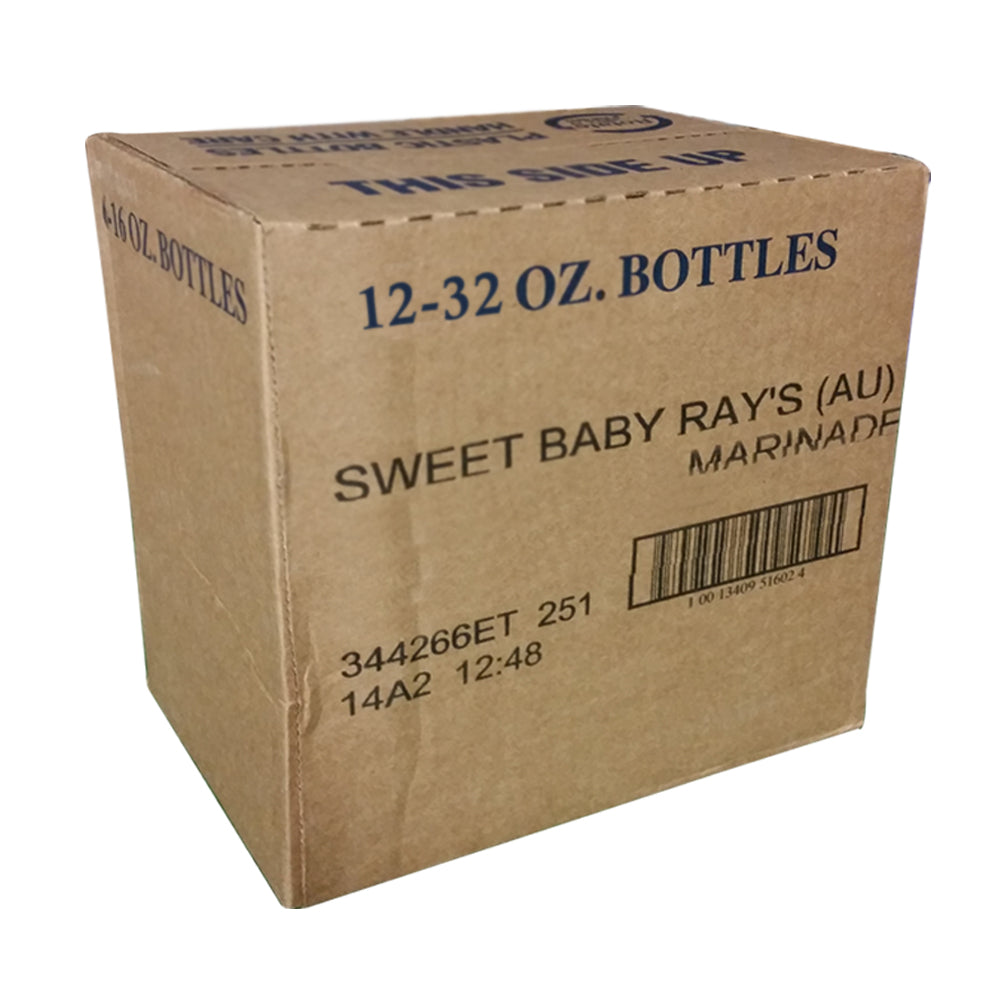BBQ Marinade SWEET BABY RAY'S Buffalo Wing Sauce 946ml (12PC CARTON) - American BBQ Australia