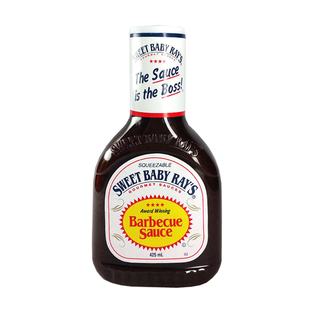 BBQ Sauce SWEET BABY RAY'S Original flavour 425ml