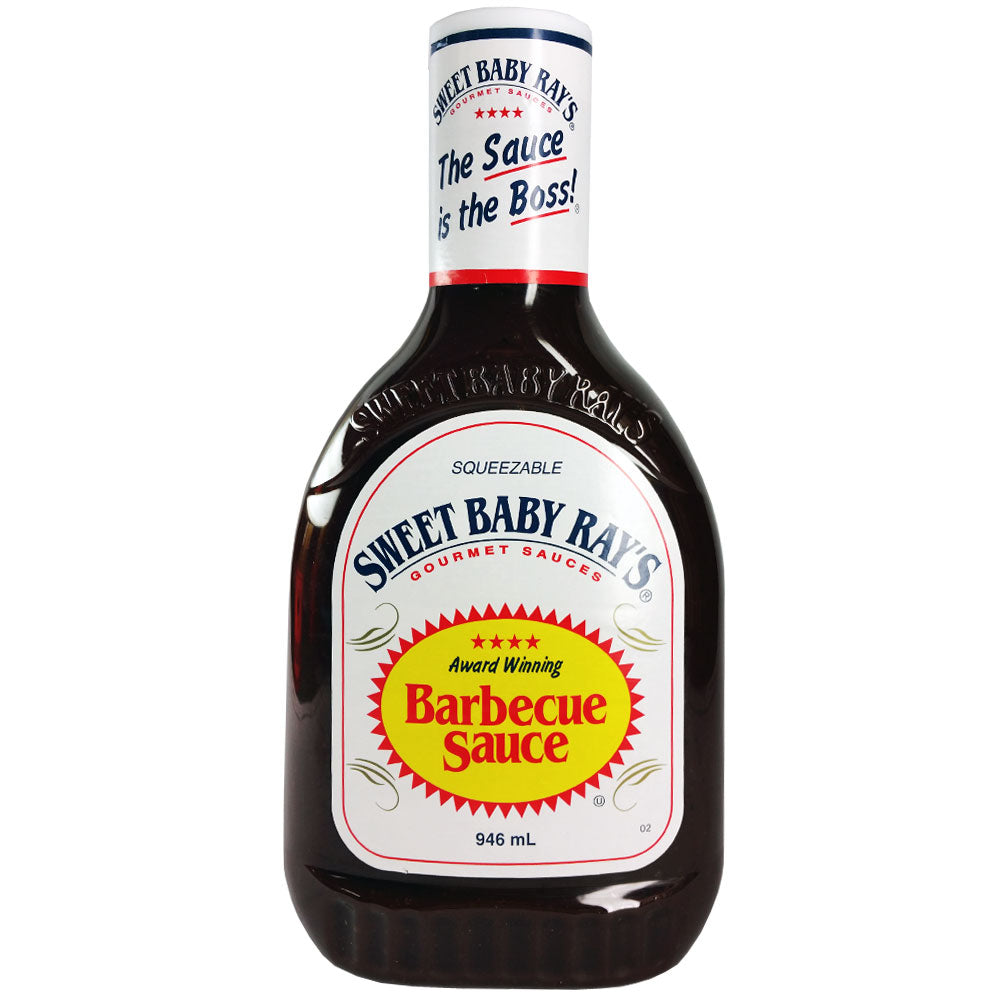 BBQ Sauce SWEET BABY RAY'S Original flavour 946ml