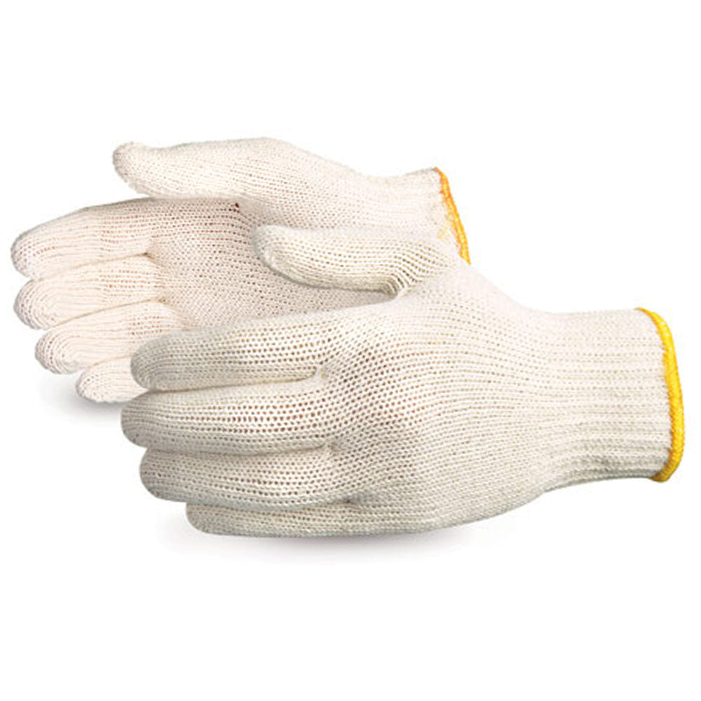 Gloves BBQ Cotton Elastic Inserts Ambidextrous (One Size Fits Most)