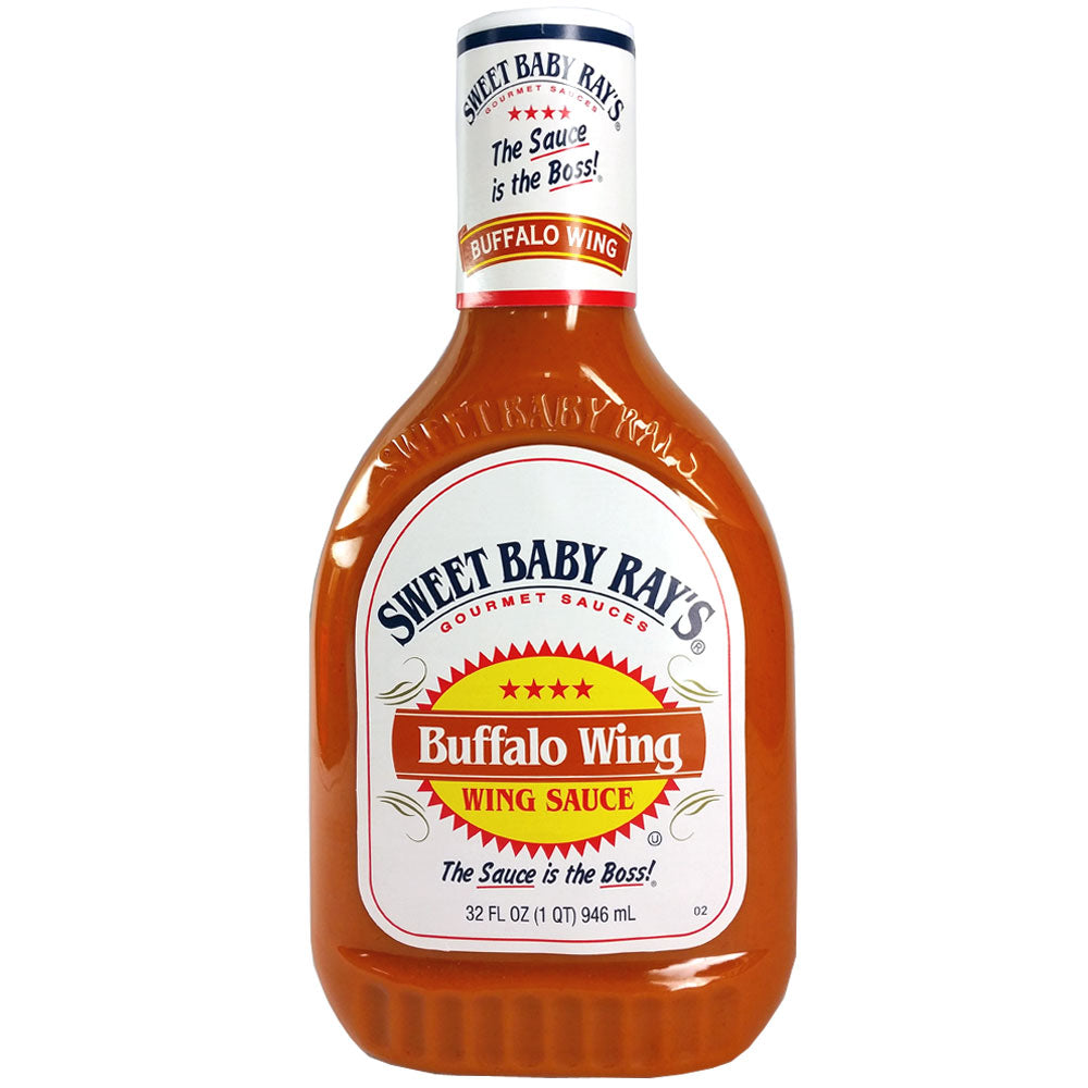 BBQ Marinade SWEET BABY RAY'S Buffalo Wings Sauce 946mls