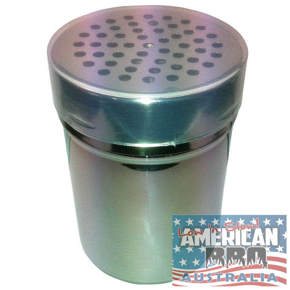 Shaker Seasoning and Dry Rub Stainless Steel with Air Tight Lid