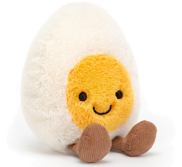 Amuseables Happy Boiled Egg by Jellycat