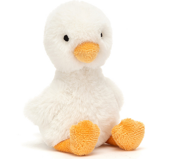 Diddy Cream Duckling by Jellycat