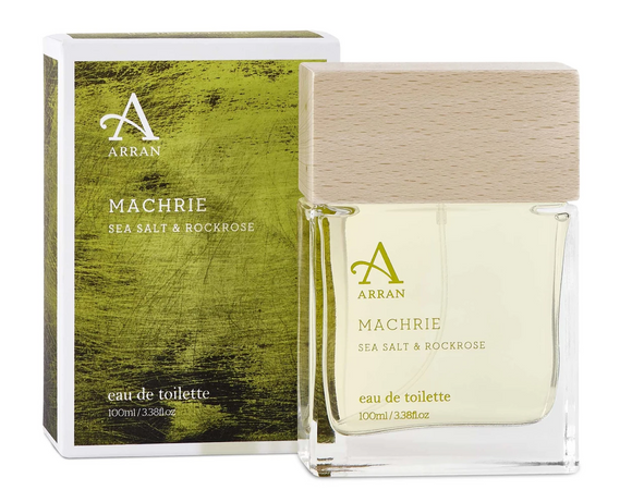 Machrie Mens Eau de Toilette by Arran Aromatics