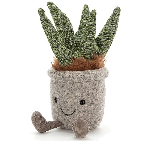 Silly Succulents Aloe Vera by Jellycat