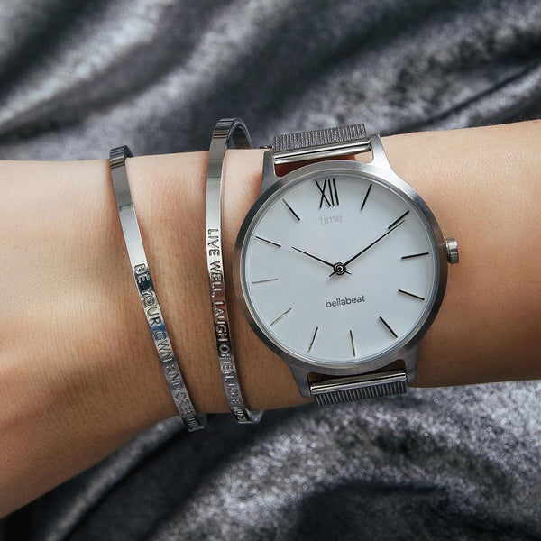 Bellabeat Time Silver