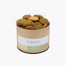 Load image into Gallery viewer, Crispy Pistachio Hazelnut and Vanilla Biscuits 150 g