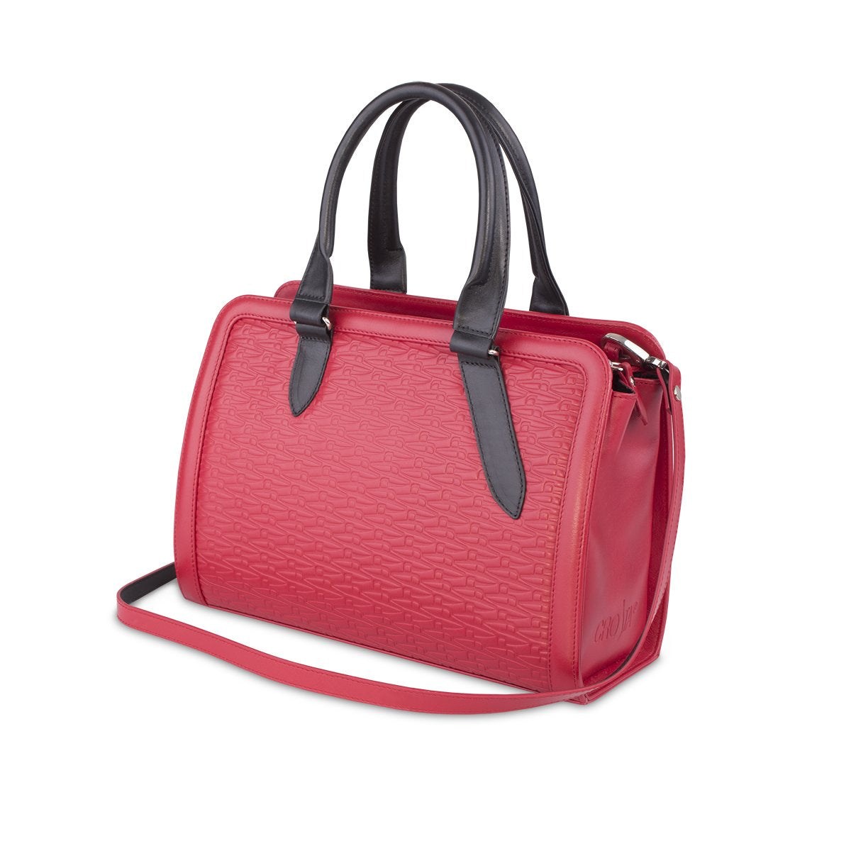 Croata Women's Middle Bag Red
