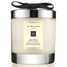 Load image into Gallery viewer, JM Lime Basil & Mandarin Candle 200 g
