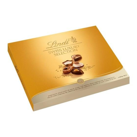 Lindt Swiss luxury selection praline 445 g