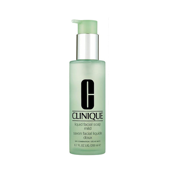 Clinique Liquid Facial Soap Mild 200 ml