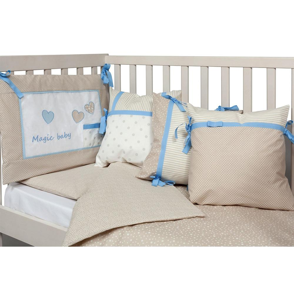 Magic Baby Crib Bumper