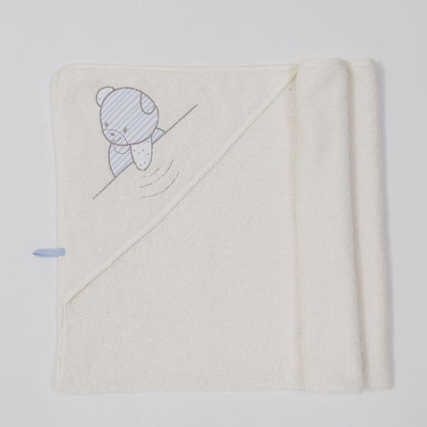 Magic Baby Towel Otto Blue