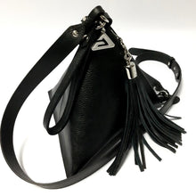 Load image into Gallery viewer, Malagbag Gbag Black Crossbody
