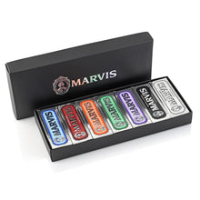 Load image into Gallery viewer, Marvis Limited Set 7x25 ml