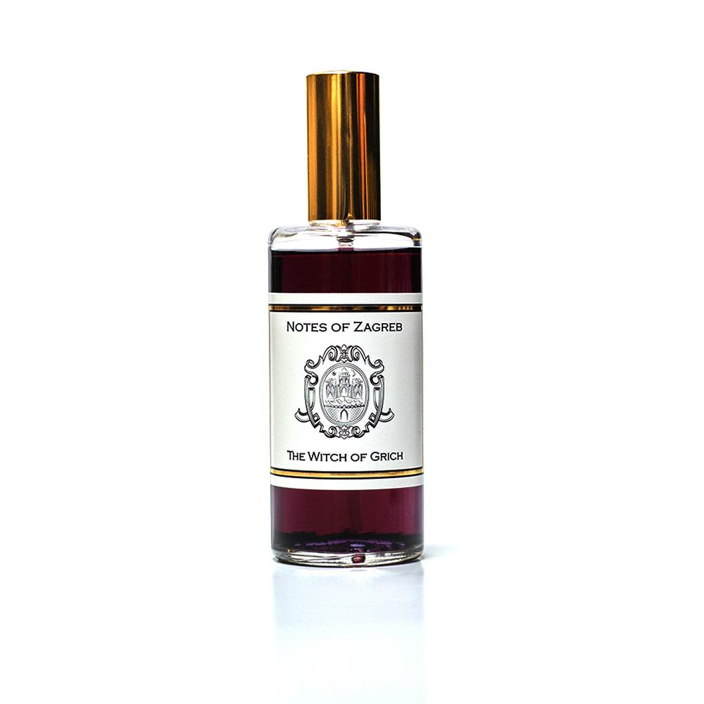 Notes of Zagreb The Witch of Grich room spray 100 ml