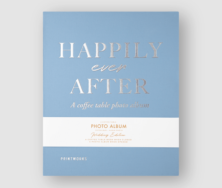 Printworks Foto Album Happily Ever After