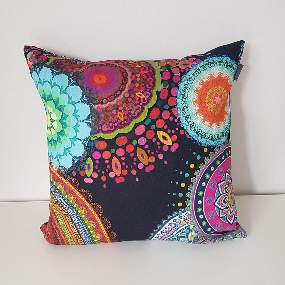 Qushin Deko Pillow Gypsy