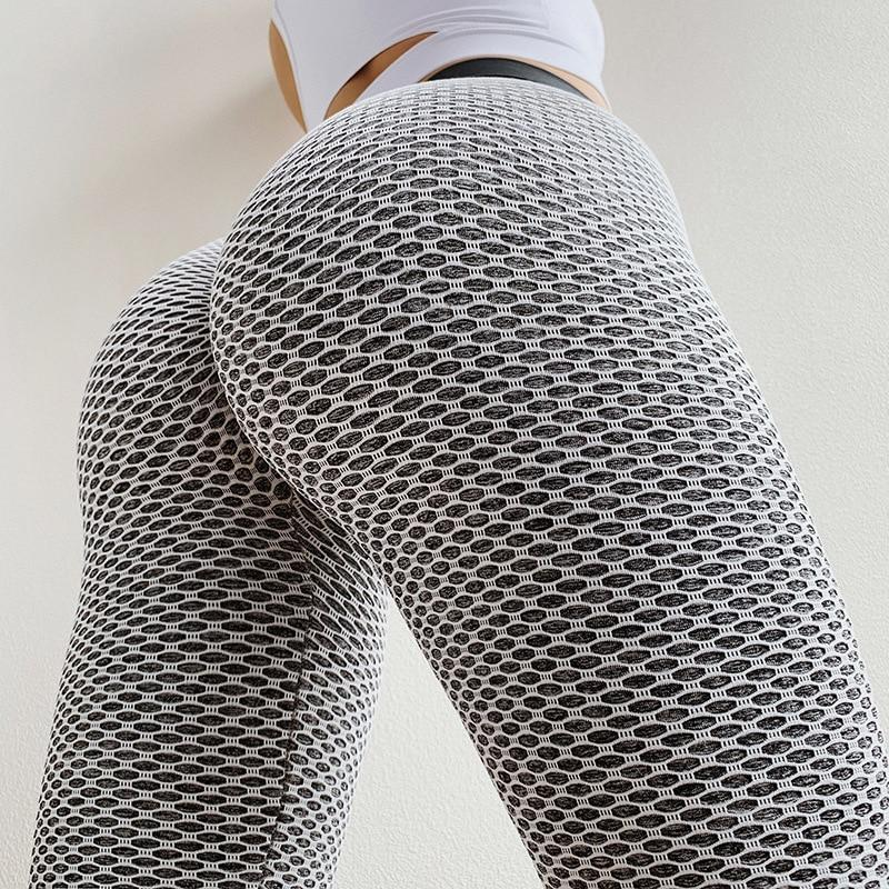 High Waisted Sexy Gym Leggings