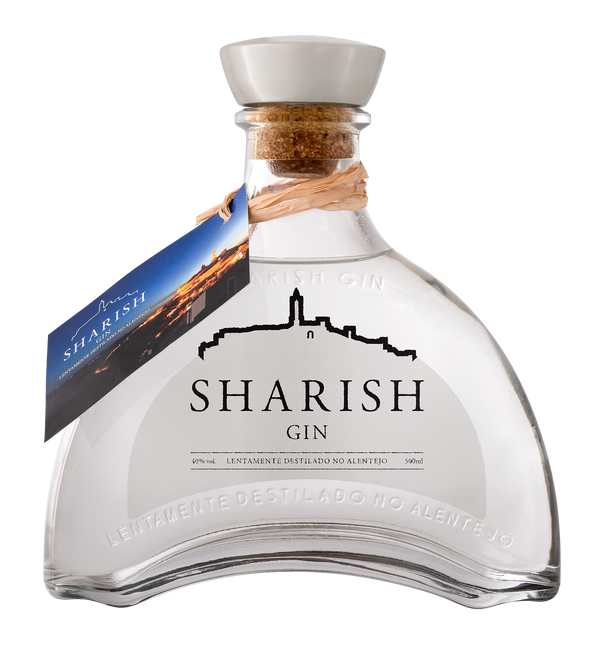 SHARISH BRAVO DE ESMOLFE GIN - 0,5 Liter - 40% VOL