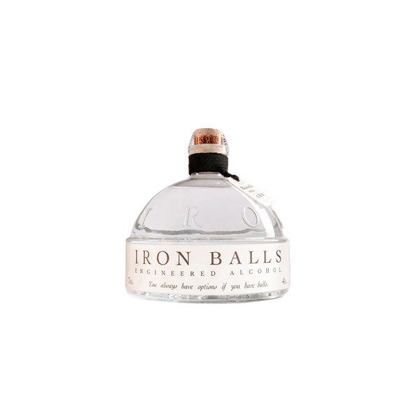 IRON BALLS Gin - 0,7 Liter - 40% VOL