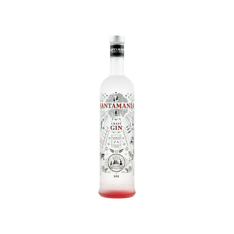 SANTAMANIA CRAFT GIN - 0,7 Liter - 41% VOL