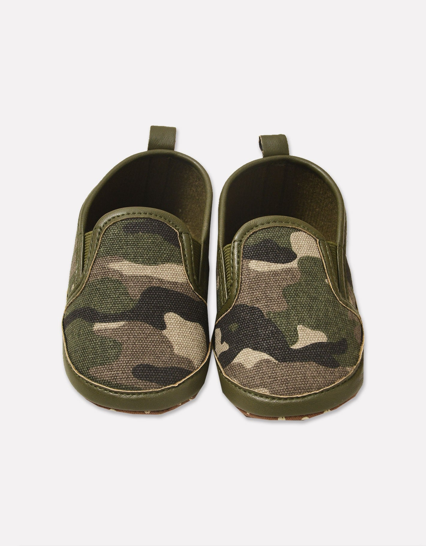 Camouflage Sneakers