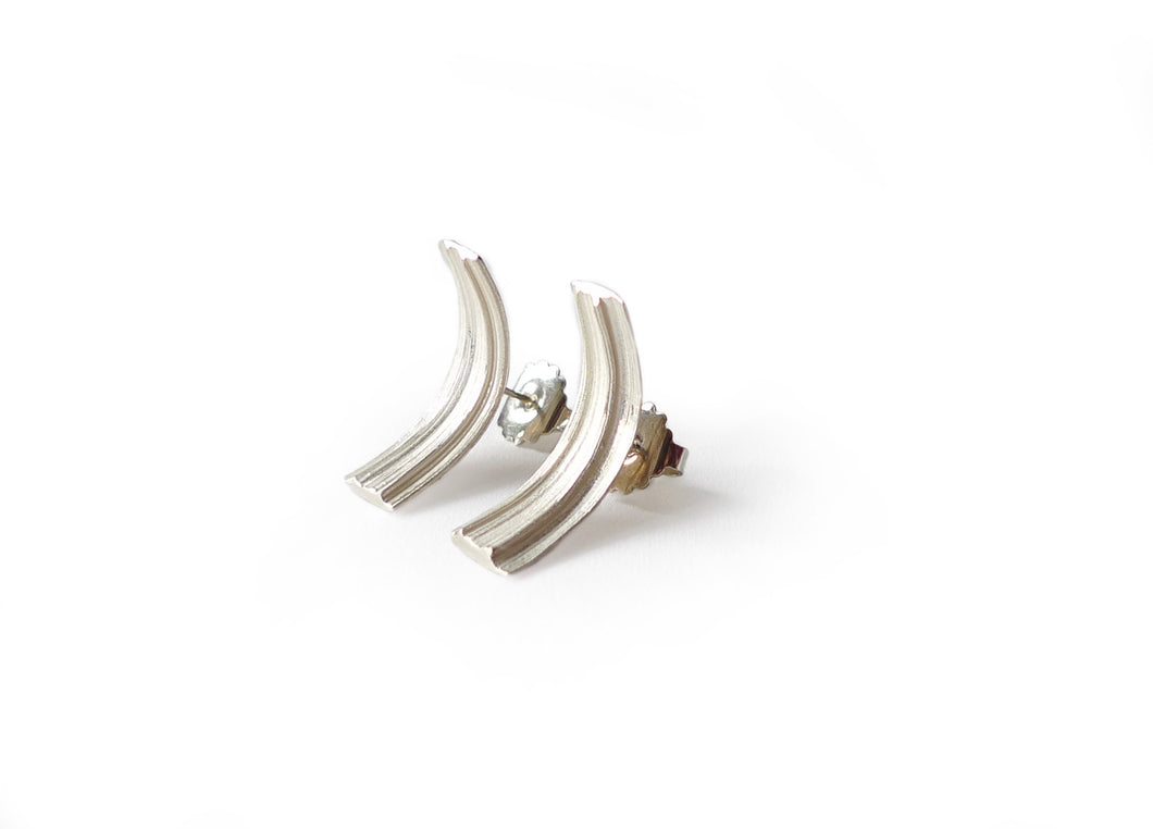 Absolu 'Curved' earrings