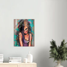 Load image into Gallery viewer, Amy - Perspex Print