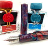 Armageddon Custom Fountain Pen