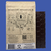 Load image into Gallery viewer, 75% Haiti Cacao + Coffee Dark Chocolate