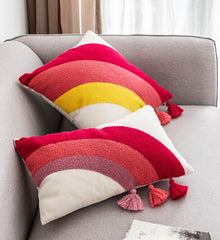 Cupid's Rainbow -  Pillow Cover