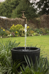22mm Floating Tap Water Feature Including Pump