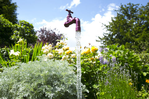 22mm Floating Tap Water Feature Including Pump (container not included)