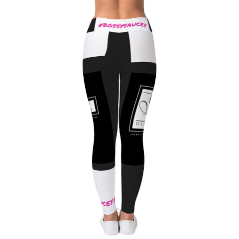 Sheridonna Designs:  Exclusive Leggings