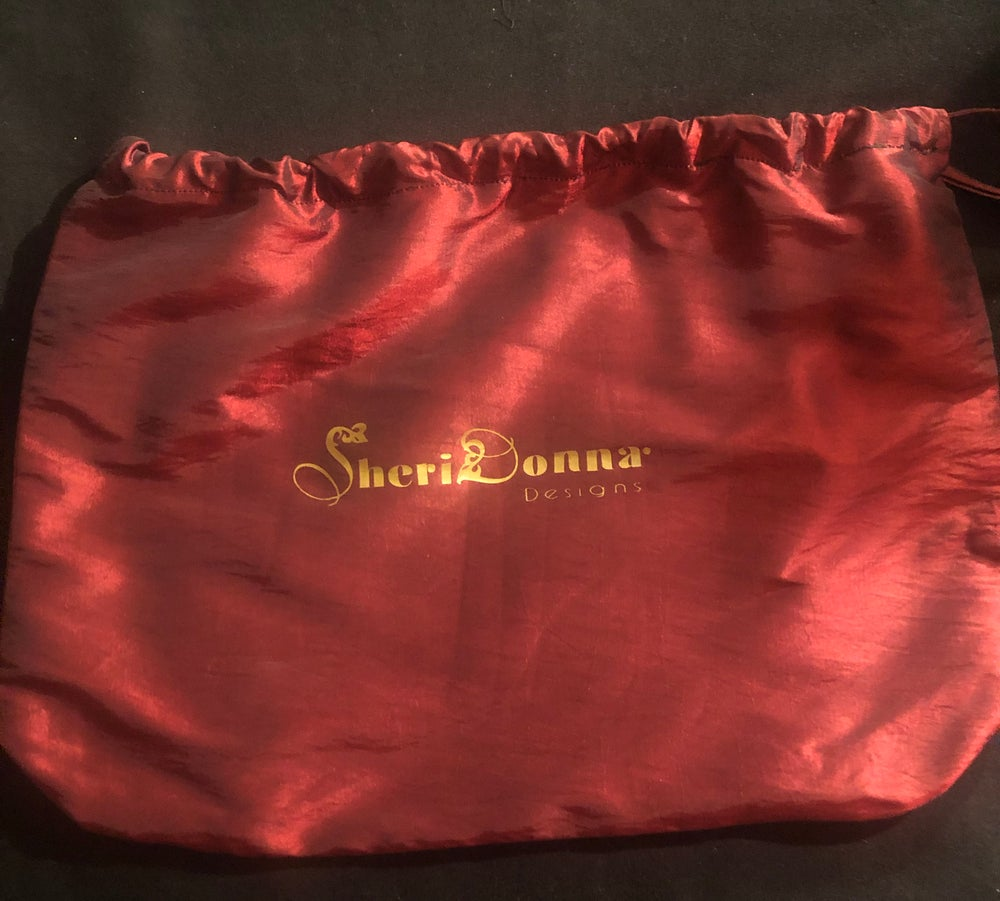 SHERIDONNA DESIGNS: CUSTOM TOTE BAG