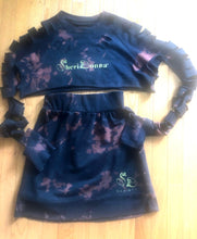 Load image into Gallery viewer, SHERIDONNA DESIGNS: TIE DYE 2 PIECE SWEATER SET