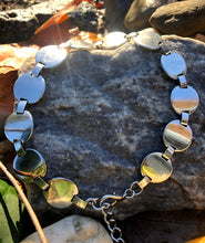 "Load image into Gallery viewer, Sheridonna Designs: ""Sterling Silver Necklace with Adjustable Chain"""