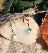 "Load image into Gallery viewer, Sheridonna Designs: ""Turquoise Stone Earring"""