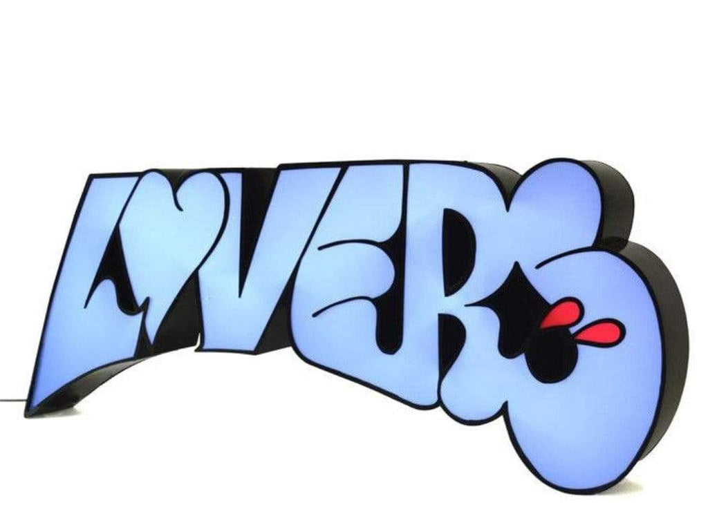 Lovers Limited Edition Neon by Sickboy