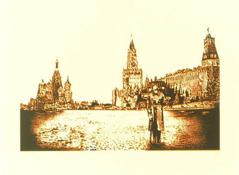 Moscow Monochrome by Nick Walker