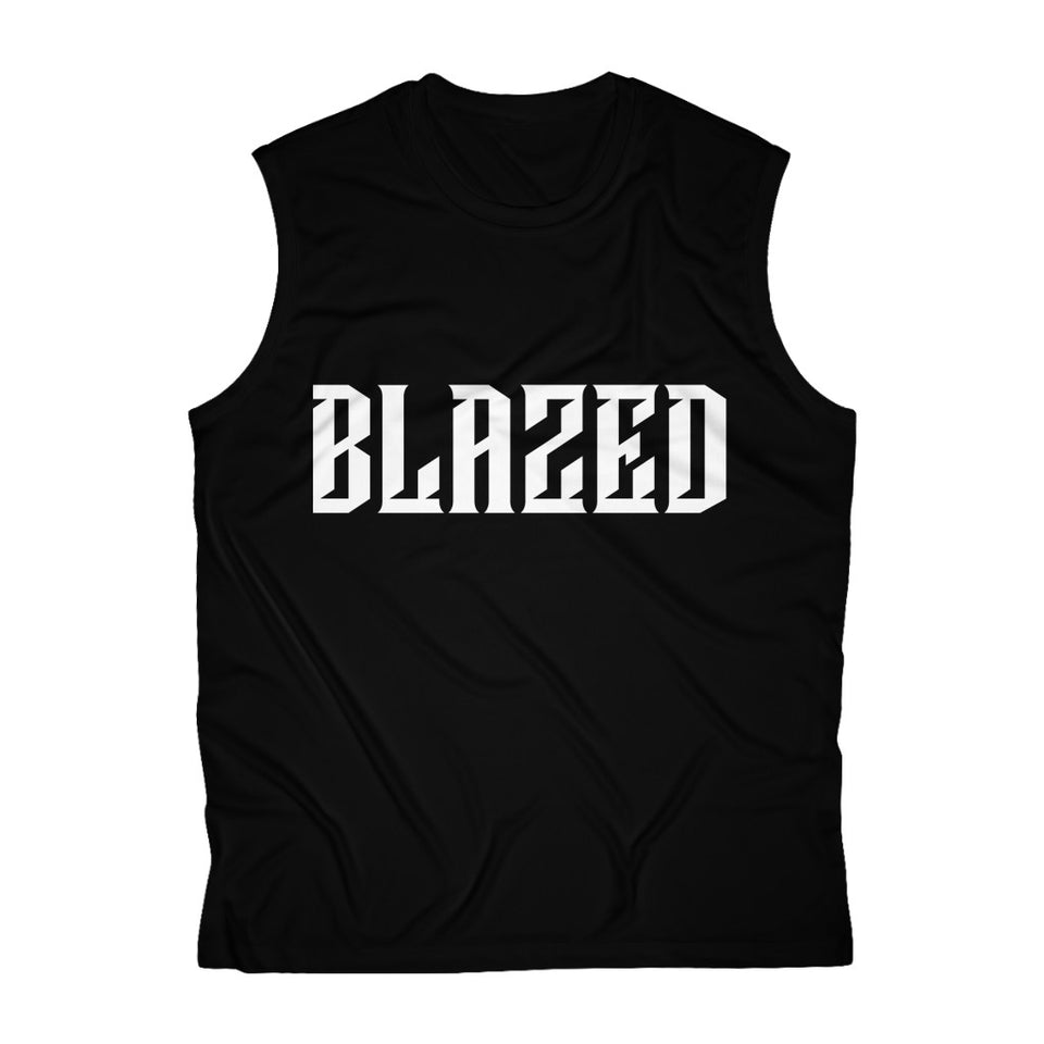 Blazed Men's Sleeveless Tee