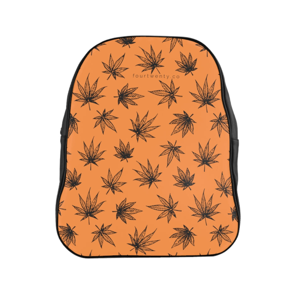 Raining Weed Buttercup Backpack