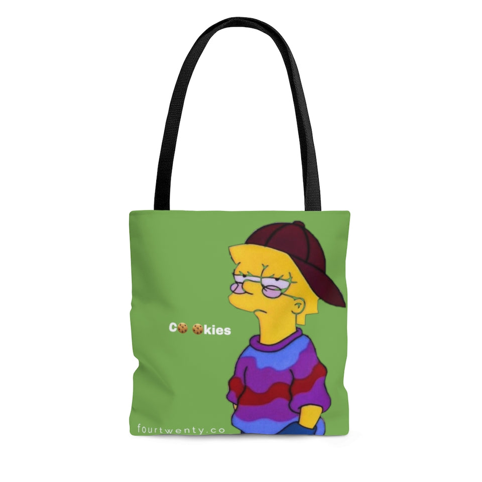 Lisa's Cookies Tote Bag