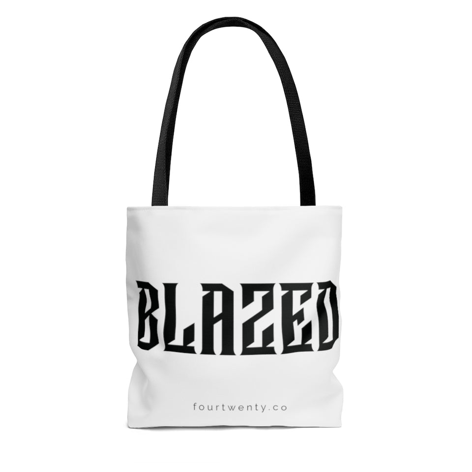 Blazed Tote Bag