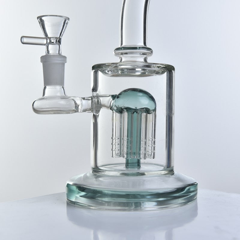 8 Inch Glass Mini Bong!