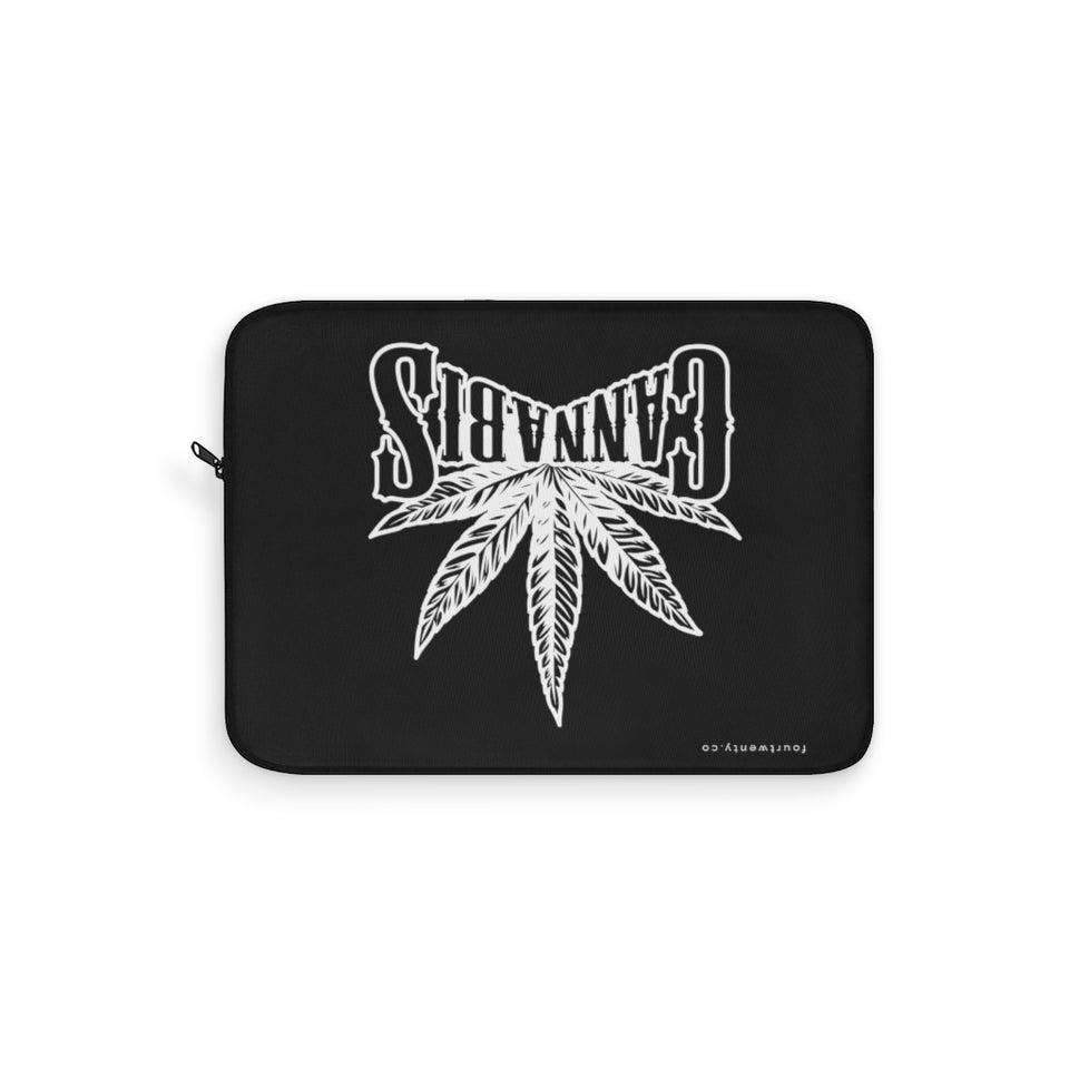Cannabis Laptop Sleeve