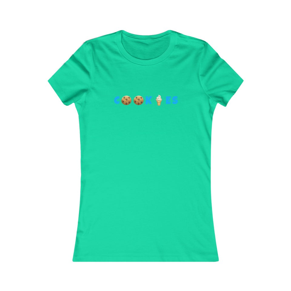 Cookies Ladies's Tee