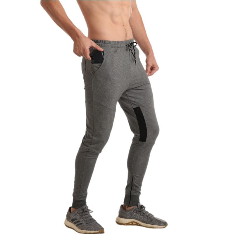 Fitted Men's Sports Sweatpants